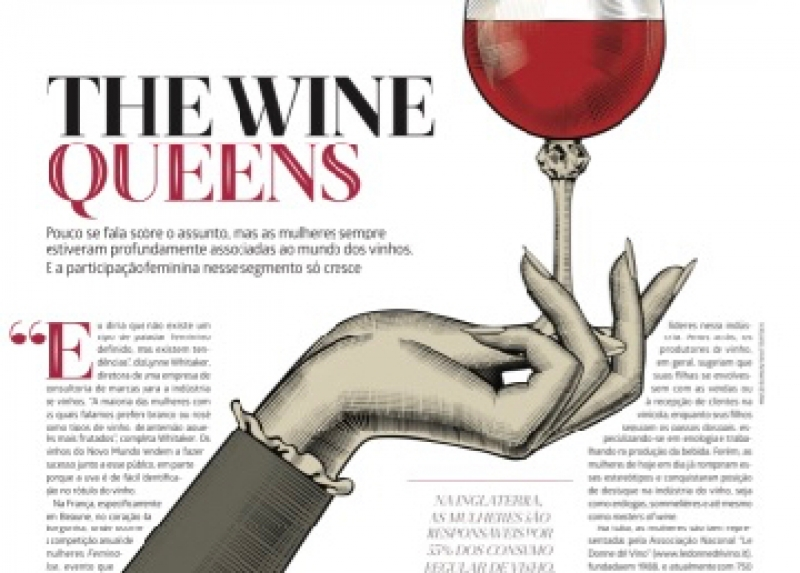 The wine queens