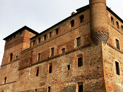 Grinzane castle, Unesco world heritage