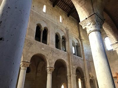 Basílica na Toscana