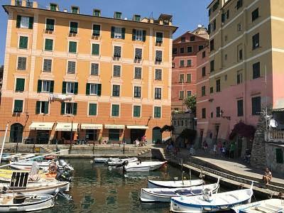 Liguria e suas cores