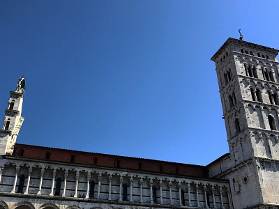 Lucca, charmosa e elegante