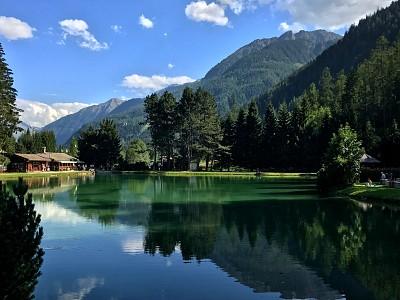 Vale D'Aosta, montanhas e vinho