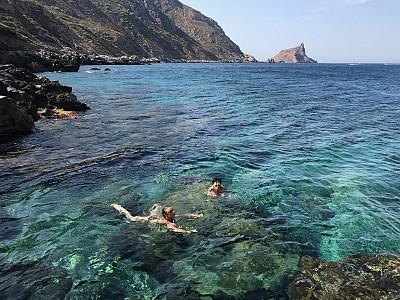 Sicília no verão