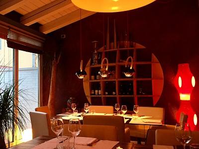 Restaurante trendy e escondido, Treviso