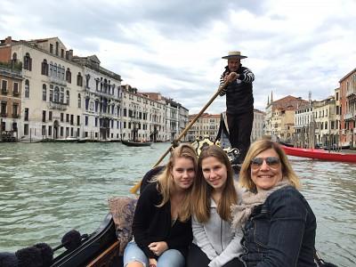 Gondola e serviço de fotos, Veneza