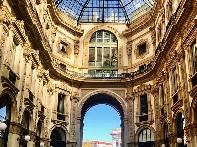 Milão, sempre supreendente