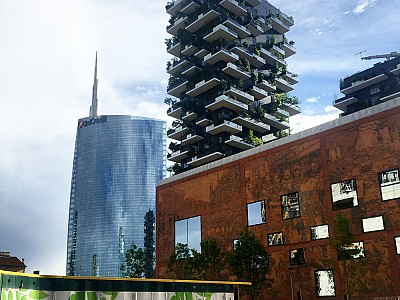Modern Milan. One new neighbourhood.
