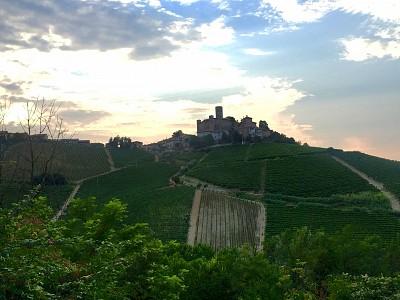 Alta Langha, Piemonte.