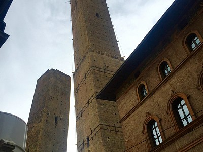 Bologna Towers.