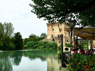 A princess town in Veneto.