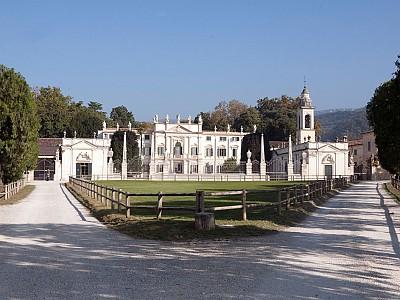 Villa Histórica a 20 minutos de Verona.
