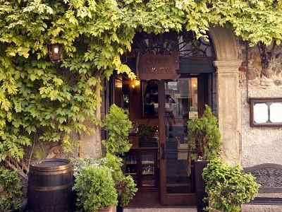 Escondido em Verona. Um dos meus restaurantes recomendados.
