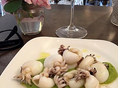 """Explorando a """"nova moderna gastronomia"""" italiana em Milão."""